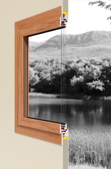 okna pcv bluintero